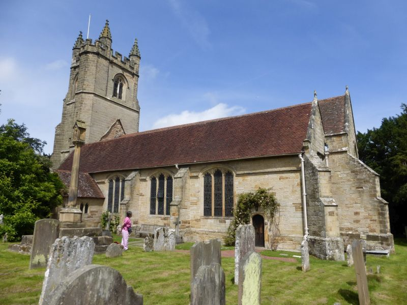 201607.09b Chiddingstone - St Mary the Virgin Church (3)