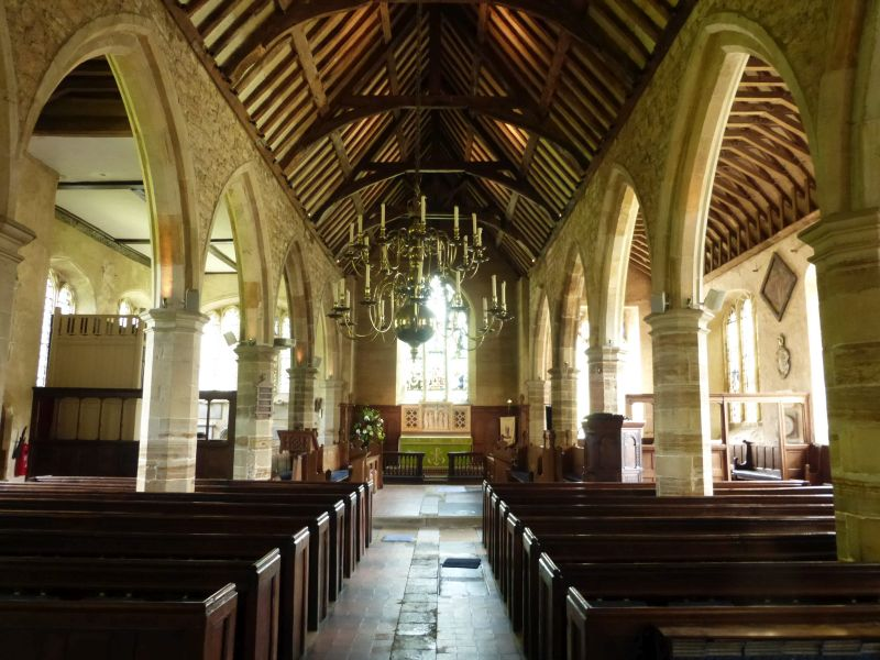 201607.09c Chiddingstone - St Mary the Virgin Church (8)